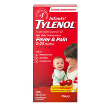 Tylenol Drops Infant Grape X24ml Bottle
