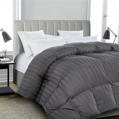 A full set of luxury bedding by Royal Egyptian Bedding