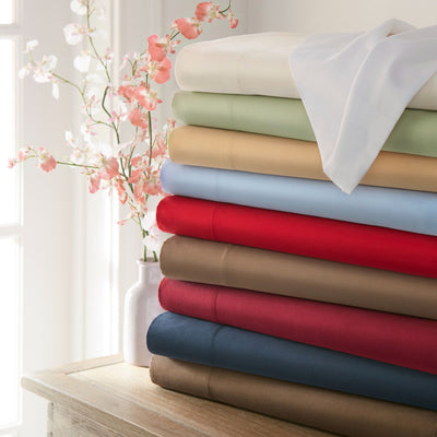 1000 Thread Count 100% Egyptian Cotton Duvet Cover Set