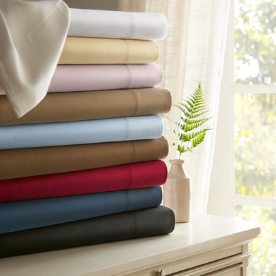 1500 Thread Count 100% Egyptian Cotton Duvet Cover Set