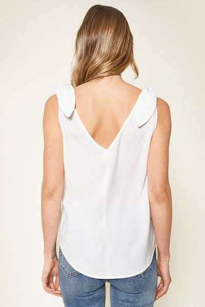 Shoulder Tie Top