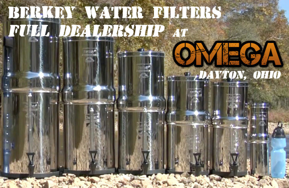 Berkey water filter dealer in dayton ohio