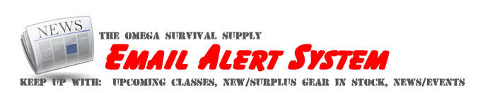 email alerts for preppers list emergency alerts
