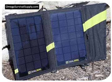 how to charge a cell phone with solar panel