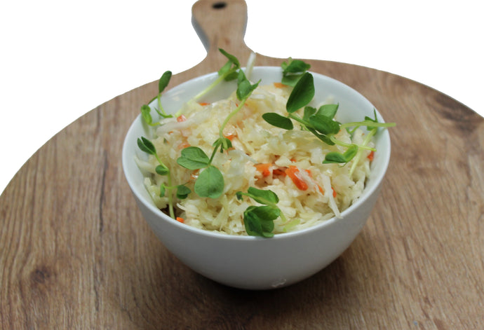 Regular Vinegar Coleslaw