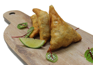 Vegetable Samosas (Per Pc)