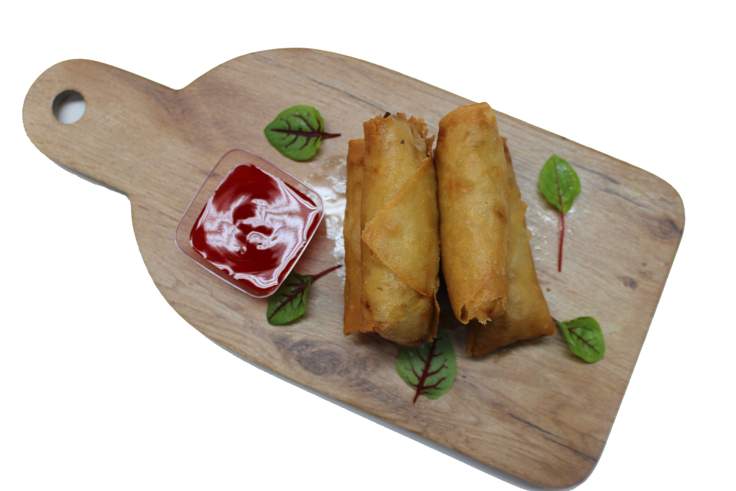 Vegetable Spring rolls (Per Pc)