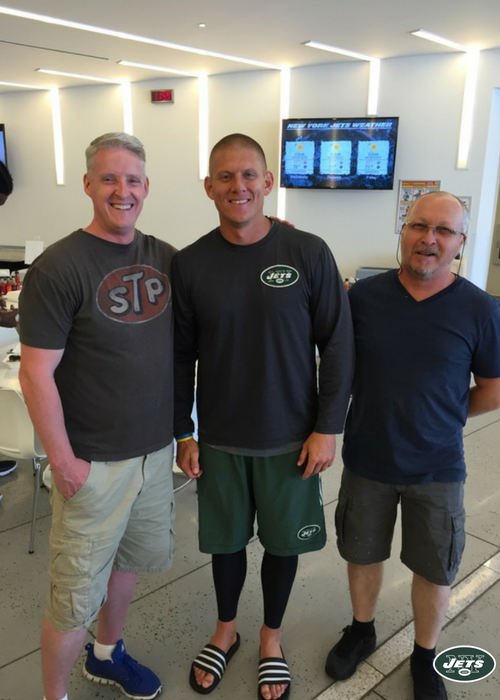 Nick Folk - New York Jets Kicker