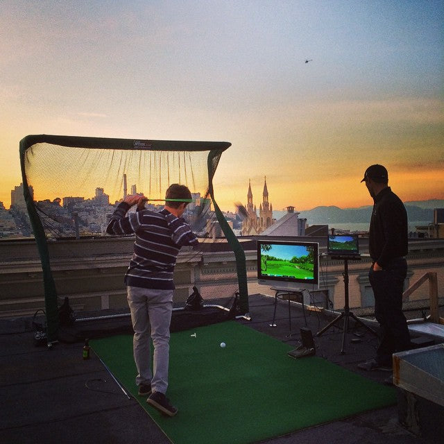 Office Golf Rooftop 2