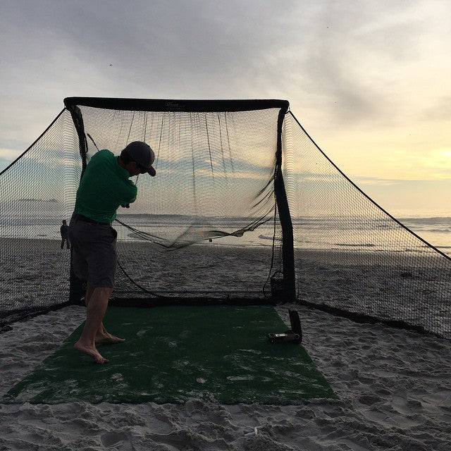 Office Golf Beach