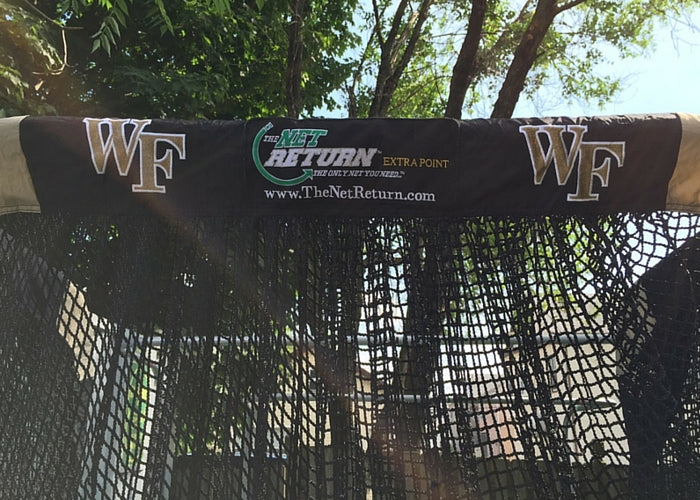 Demon Deacons Football Kicking Net