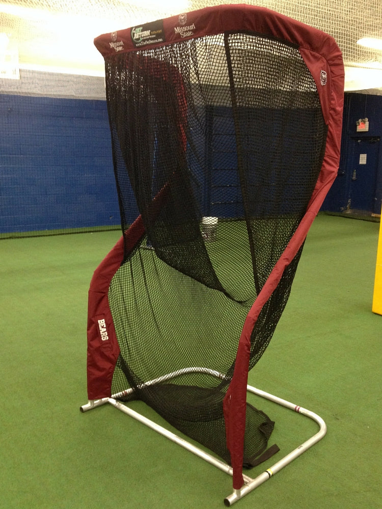 Missouri State Football Custom Kicking Net