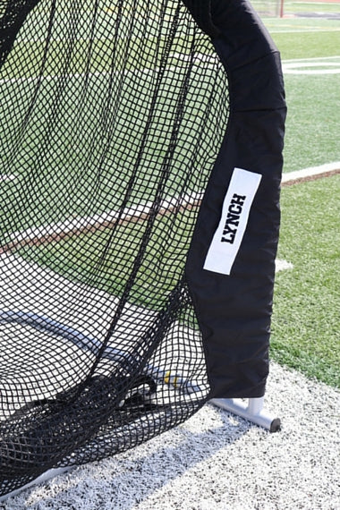 Bishop Lynch Football Custom Football Kicking Net
