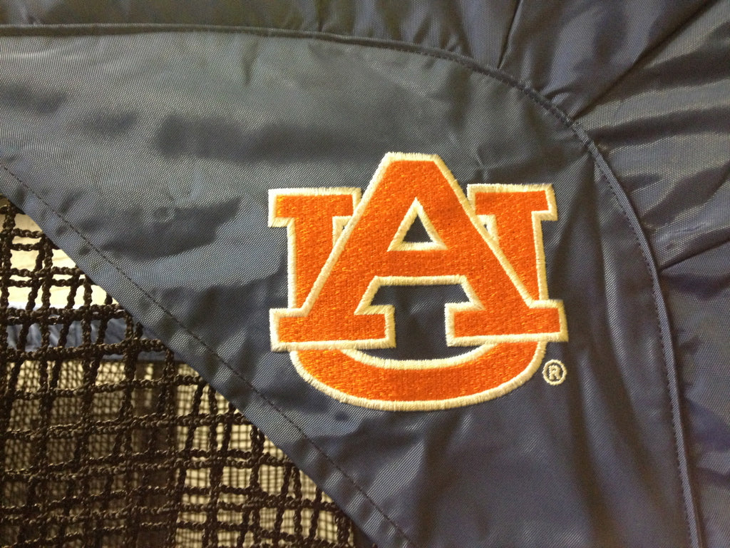 Auburn Football Custom Kicking Net