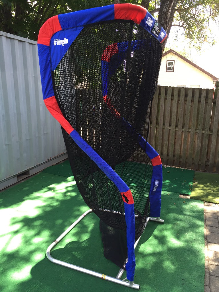 Carroll Patriots High School Football Kicking Net
