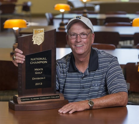 Coach Dave Jennings - Central Alabama Community College Golf