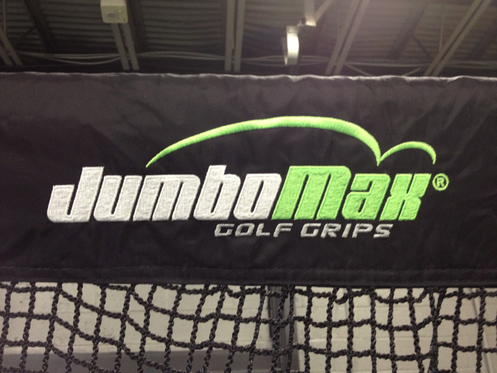 Jumbo Max Custom Golf Net