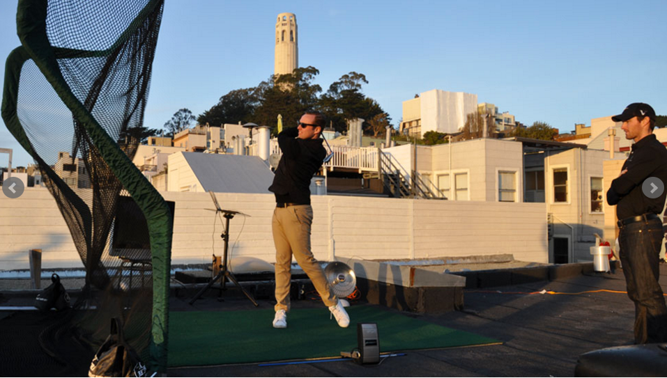 Office Golf Rooftop 6