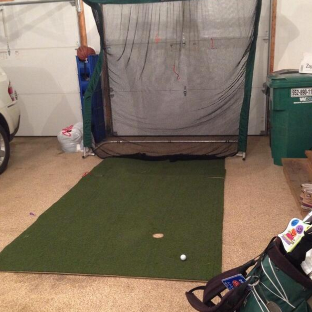 Aaron Wilson - Minnesota Garage Golf Net