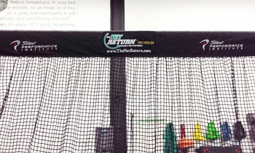 Titleist Performance Institute Custom Net