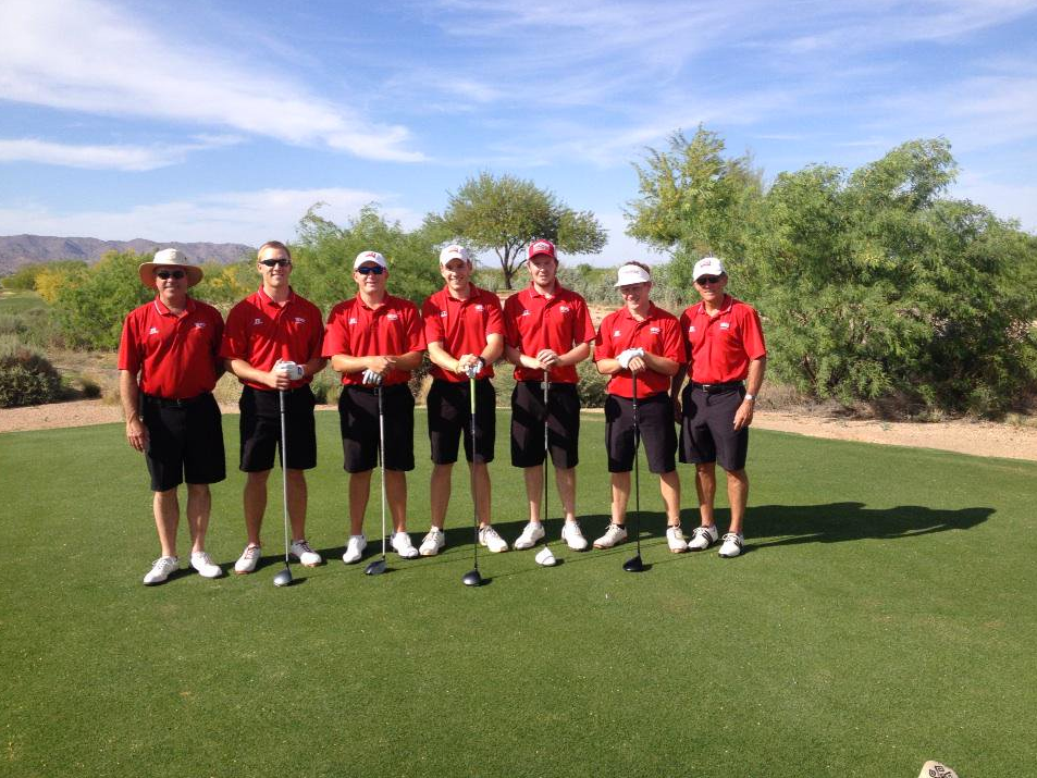 Western Kentucky University Men's Golf Team