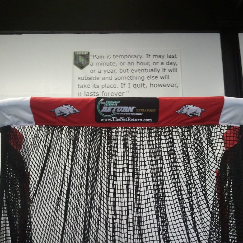 Arkansas Razorbacks Kicking Net