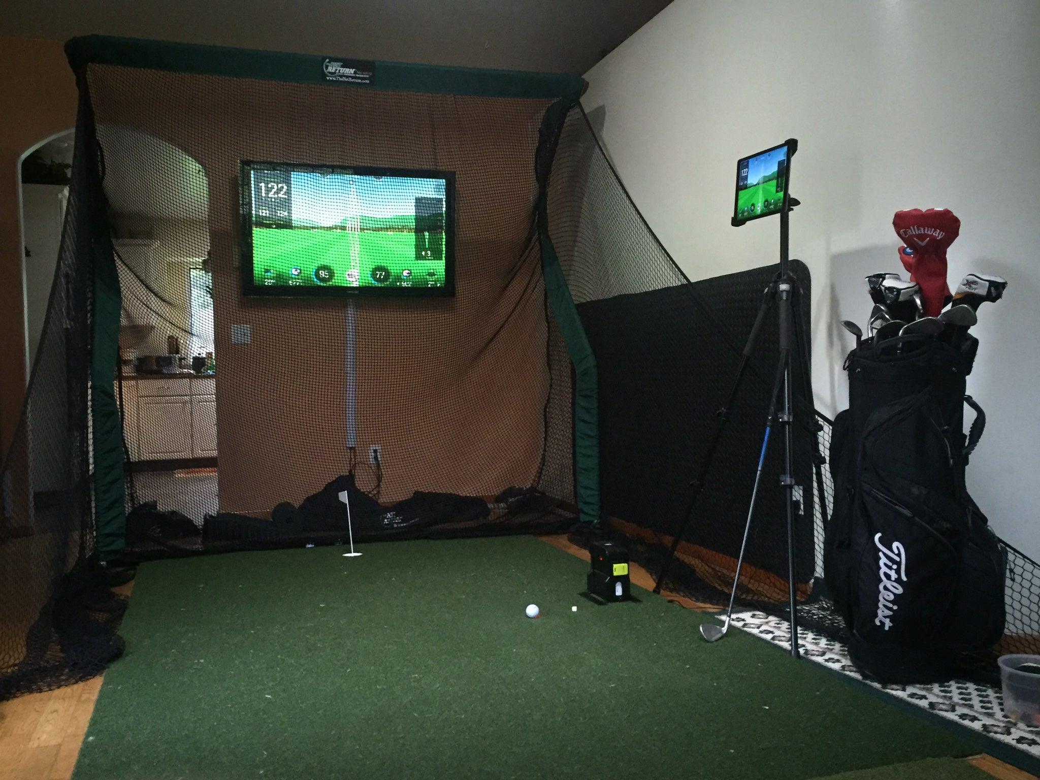 Roger Schultz Indoor Golf Studio