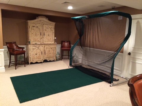Planning Your Indoor Golf Net Installation – The Net Return