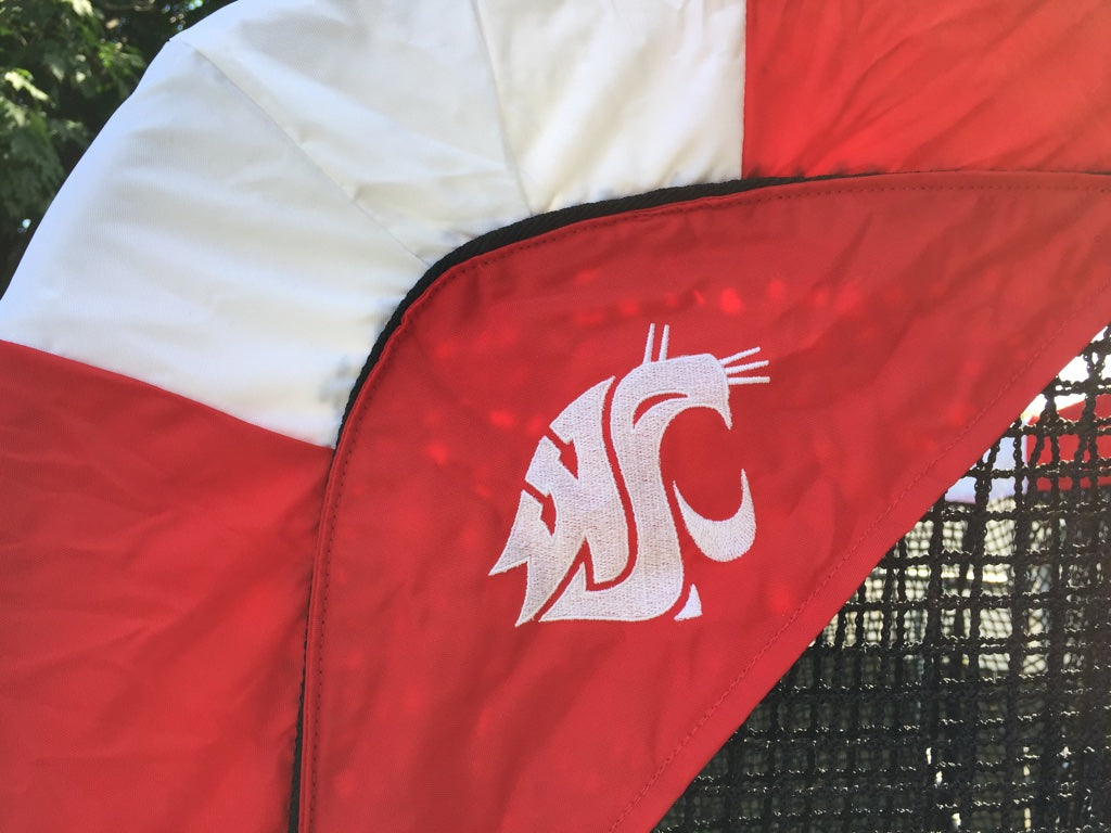 Washington State University Football Kicking Net