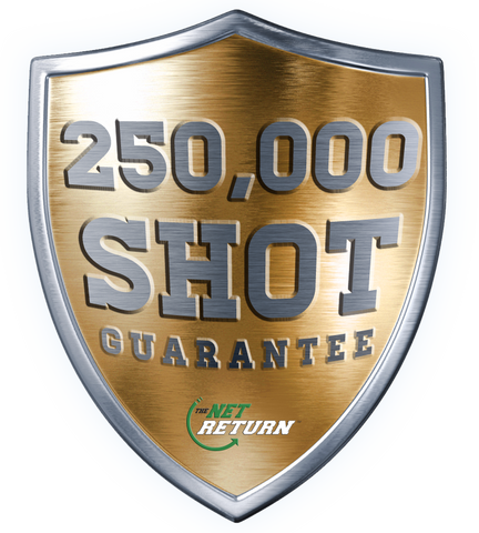 250,000 Golf Shot Guarantee Shield