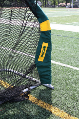 Baylor University Custom Football Kicking Net Pull Tab