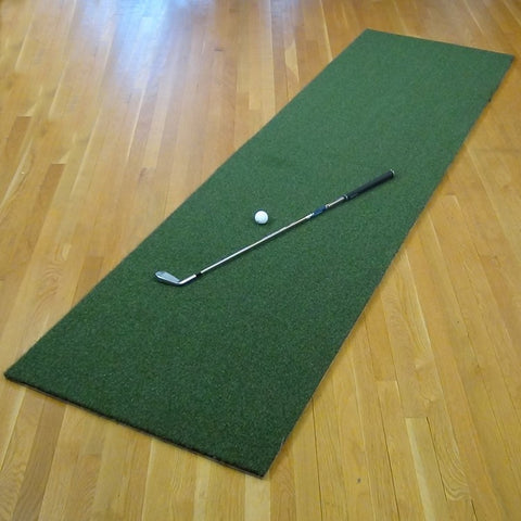 Runner Turf with Golf Club on Top