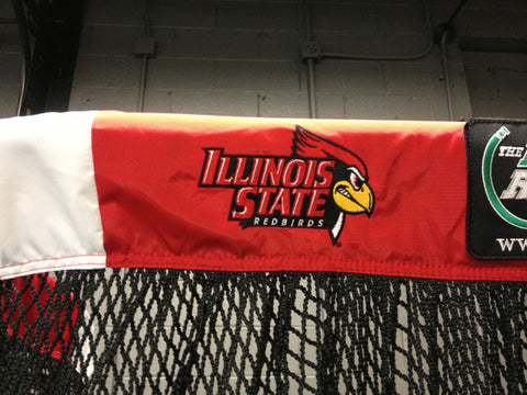 Illinois State Upper Front Logo