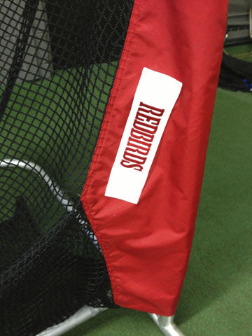 Illinois State Redbirds Lower Leg on Kicking Net