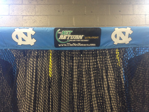 UNC Front View Upper of Kicking Net