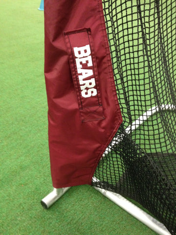 Missouri Bears Football Lower Left Leg of Kicking Net