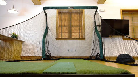 Platinum Turf with Pro Series Net