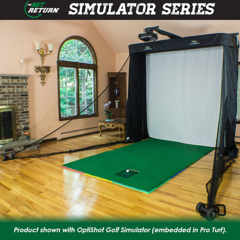 Simulator Series Projection Screen