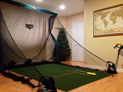 Pro Package in Finished Basement