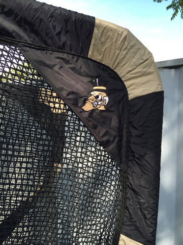 Wake Forest Kicking Net Logo