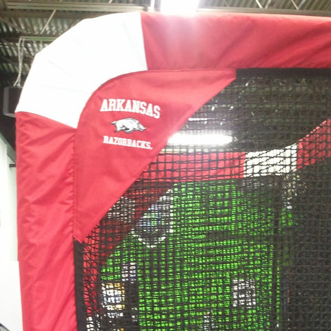 Side View of Arkansas Razorbacks Logo