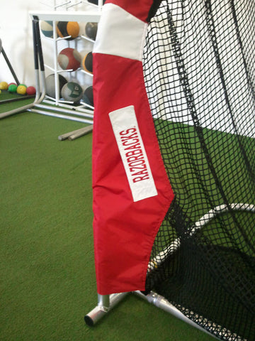 Arkansas Razorbacks Lower Leg of Kicking Net