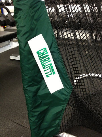 Charlotte 49ers Football Net Lower Leg