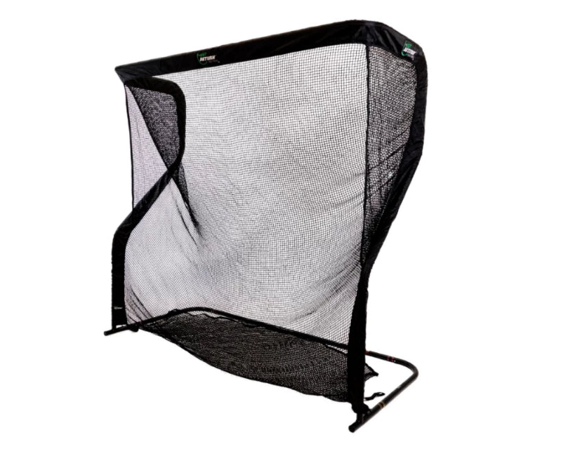 Pro Series V2 Golf Net White Background
