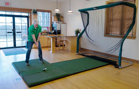 Golf Practice Equipment & Accessories for The Net Return