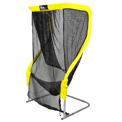 Yellow Extra Point Kicking Net Photo