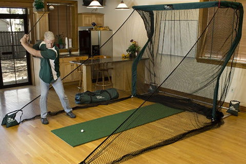 Runner Golf Package Indoors