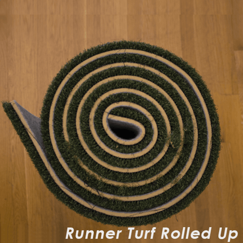 Photo of Rolled Runner Turf