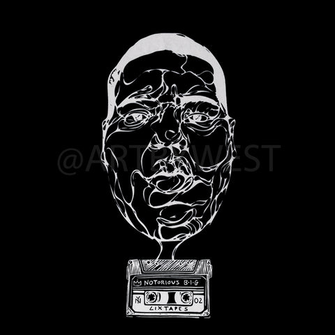 Notorious B.I.G - LIXTAPE SERIES