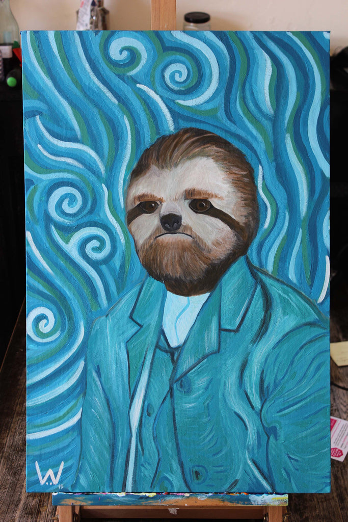 Vincent Van Sloth